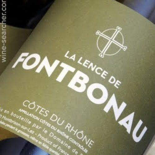 La Lence de Fontbonau, Cotes du Rhone