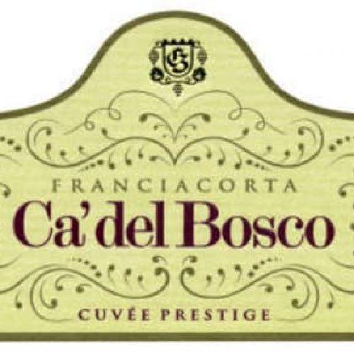 """Ca' del Bosco """"Cuvée Prestige"""" Franciacorta Brut"""