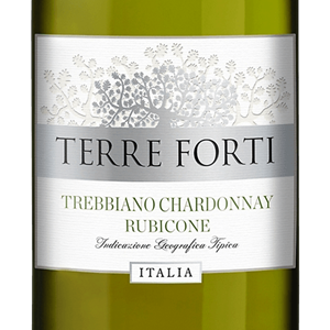 Terre Forti Trebbiano Chardonnay Rubicone IGT