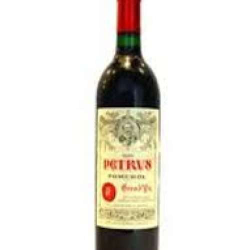 Petrus Pomerol Grand vin